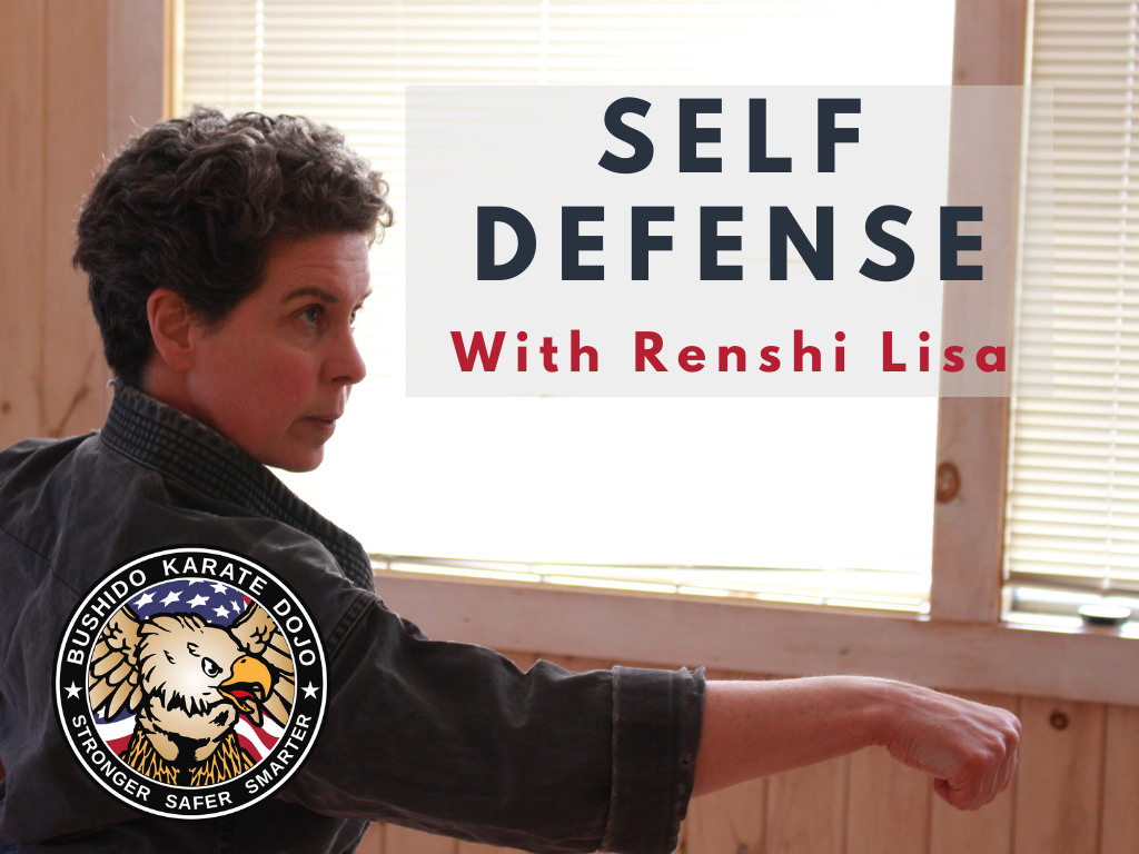 Learn Self-Defense Techniques with Renshi