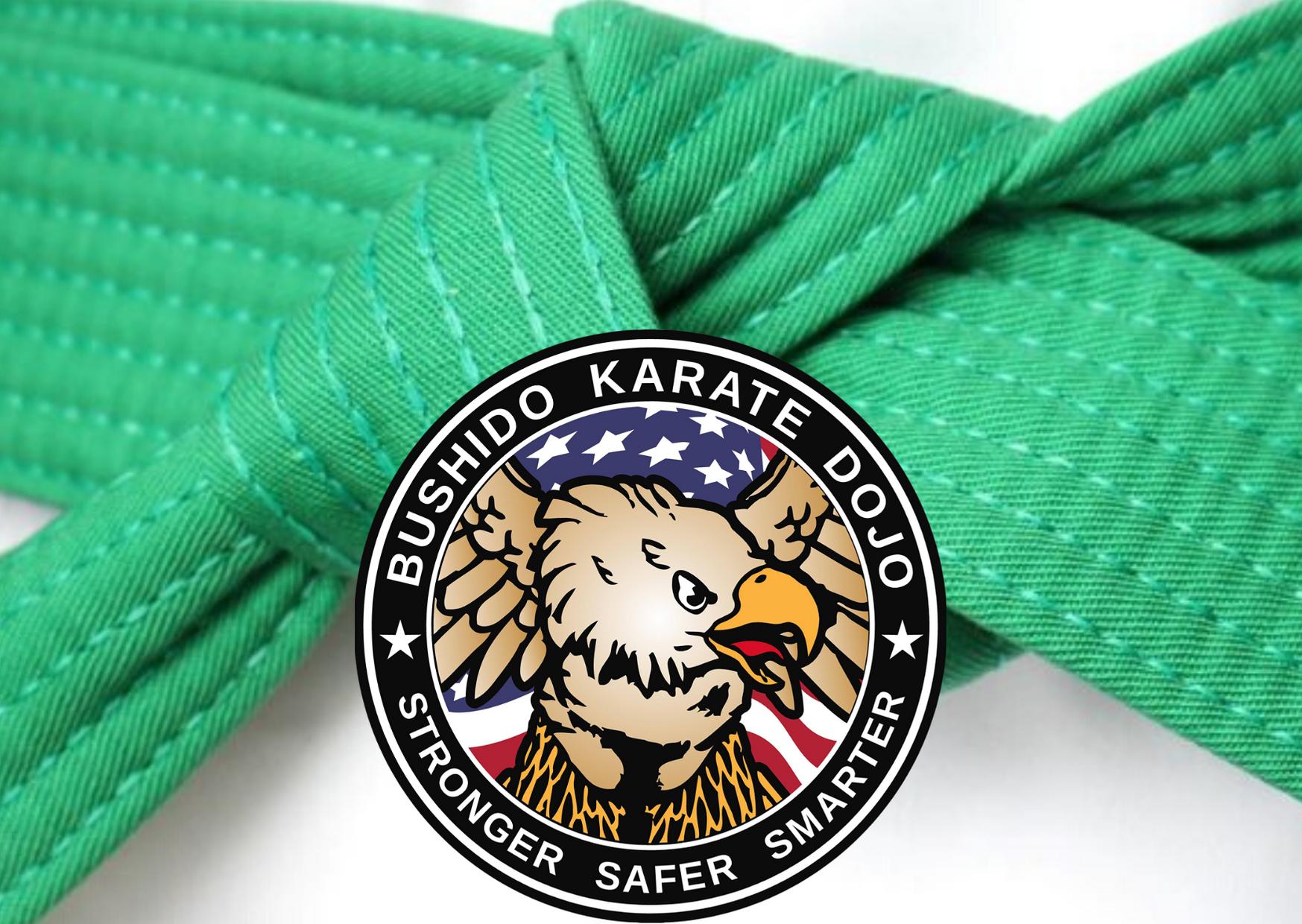 Bushido Karate Dojo: 4. Green Belt